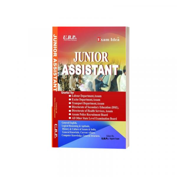 Junior Assistant Exam Book