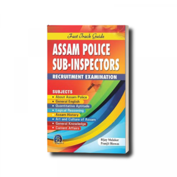 Assam Police SI 2020