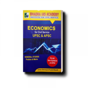 Economics For UPSC & APSC 2020 By Bhadra IAS Academy