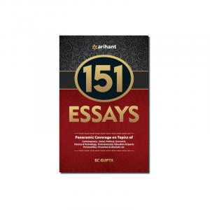 151 Essays By S.C Gupta