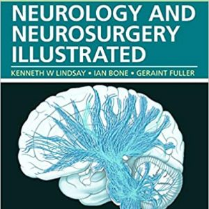 Neurology and Neurosurgery Illustrated By Kenneth W Lindsay