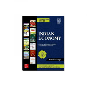 Indian Economy: For Civil Services Examinations By Ramesh Singh