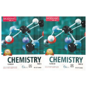Modern ABC Chemistry for Class 11 (Part I & II)