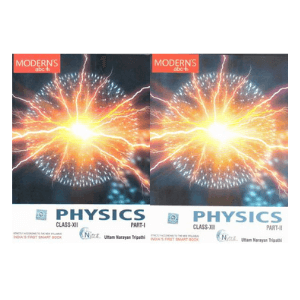 Modern ABC Physics for Class 12 (Part I & II)