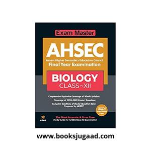 Exam Master AHSEC Biology Class 12 2020-21