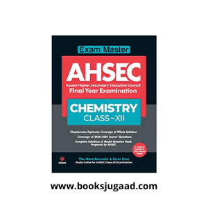Exam Master AHSEC Chemistry Class 12 2020-21