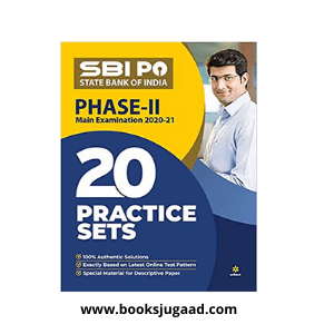 SBI PO Phase 2 Practice Sets Main Exam 2020