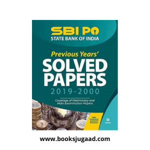 SBI PO Previous Years Solved Papers 2019-2000