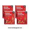 B D Chaurasia's Human Anatomy 4 Volume Set