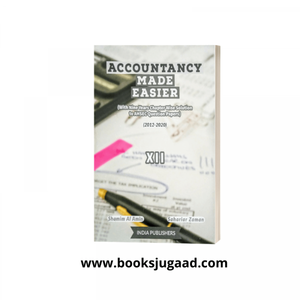 Accountancy Question Bank for Class 12