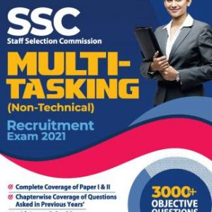 SSC Multi Tasking Non-Technical Guide 2021 By arihant