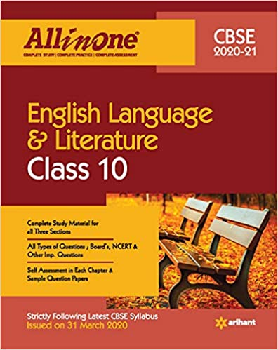 CBSE All In One English Class 10