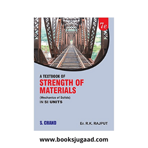 A Textbook of Strength of Materials By R. K. Rajput
