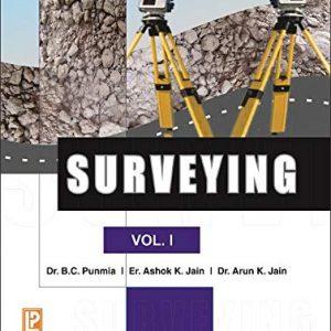 Surveying – Vol. 1 by B.C. Punmia