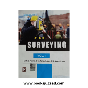 Surveying – Vol. 2 by B.C. Punmia