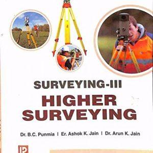 Surveying – Vol. 3 by B.C. Punmia