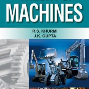Theory of Machines by R S Khurmi