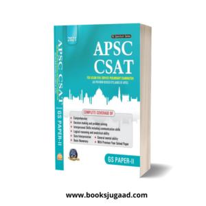 APSC CSAT: GS Paper II By Ashok Publication